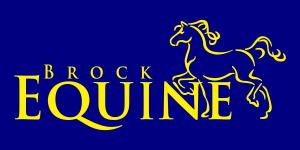 Brock Equine Logo