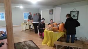 Pumpkin Party 1